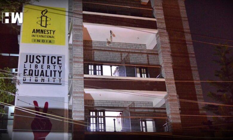 Photo of സര്ക്കാര് പ്രതികാര നടപടി; ആംനെസ്റ്റി ഇന്ത്യയില് പ്രവര്ത്തനമവസാനിപ്പിച്ചു