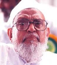 Photo of കെ.എം. അബ്ദുല് അഹദ് തങ്ങള്