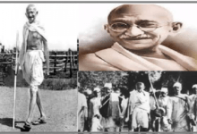 Photo of മഹാത്മാഗാന്ധി എന്ന അഹിംസാവാദി ഇവിടെ ജീവിച്ചിരുന്നു